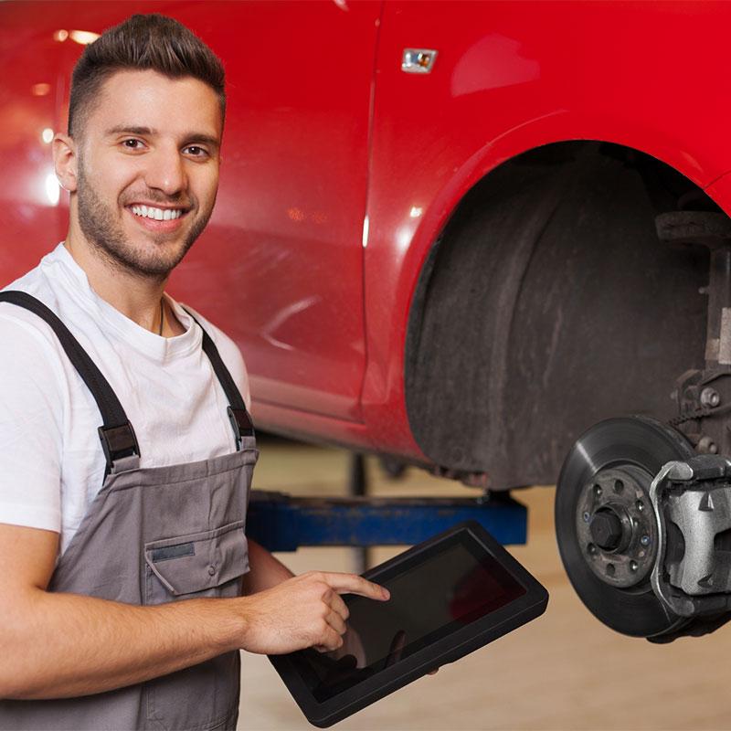 Mega Tyre Onderhoud Remmen